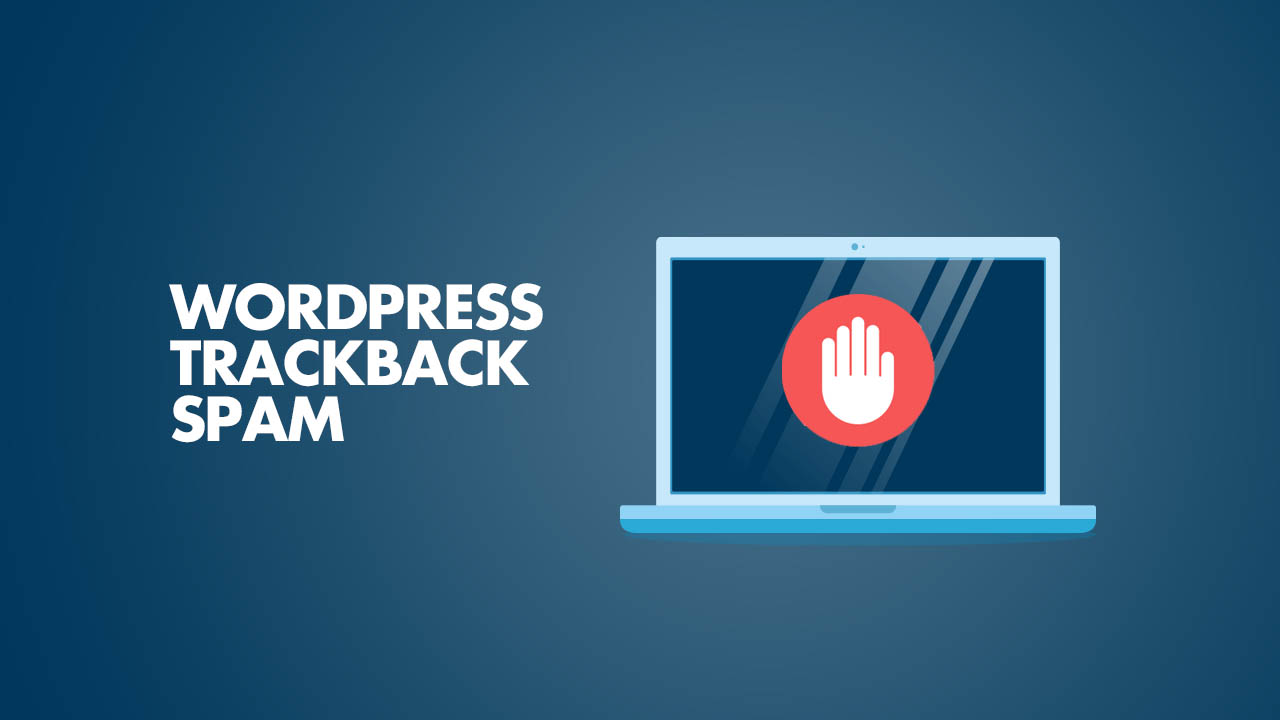 WordPress Trackback Spam