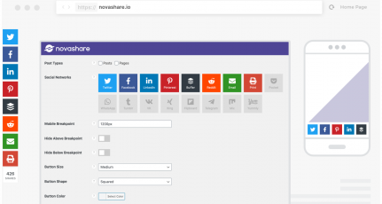 Novashare WordPress Review: Is It The Fastest Social Share Plugin?