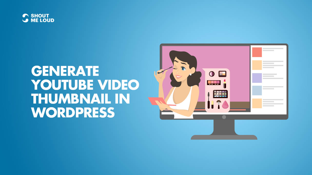 Automatically Generate Youtube Video Thumbnail in WordPress
