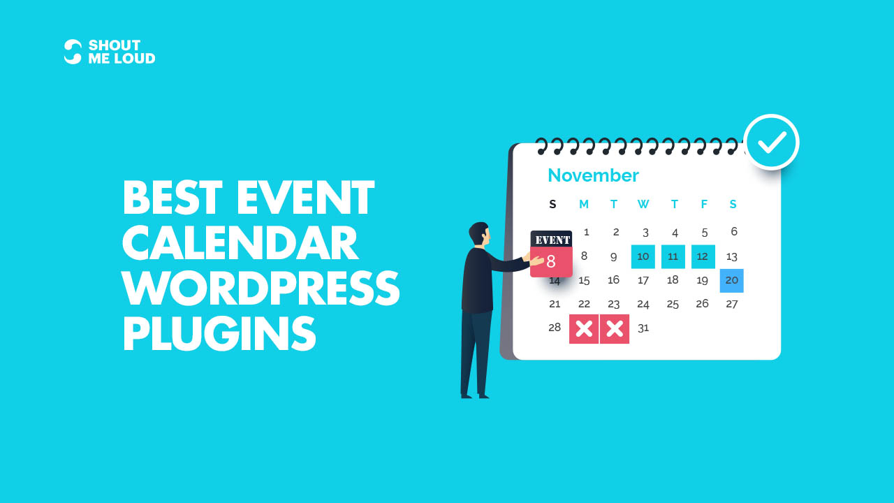 Best Event Calendar WordPress Plugins