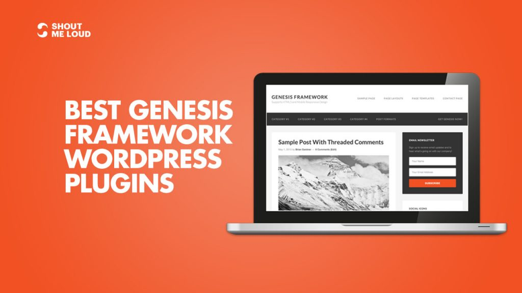 Best Genesis Framework WordPress Plugins