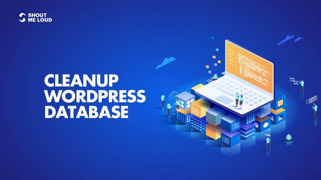 Clean WordPress Database