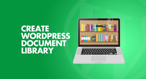 Create WordPress Document Library