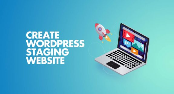 Create WordPress Staging Site