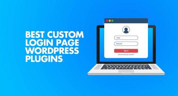 Custom WordPress Login Page plugins