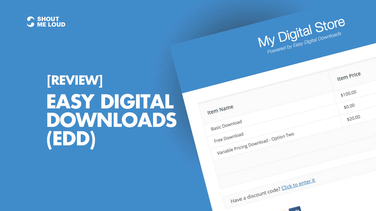 Easy Digital Downloads Review