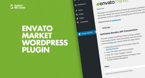 Envato Market WordPress Plugin