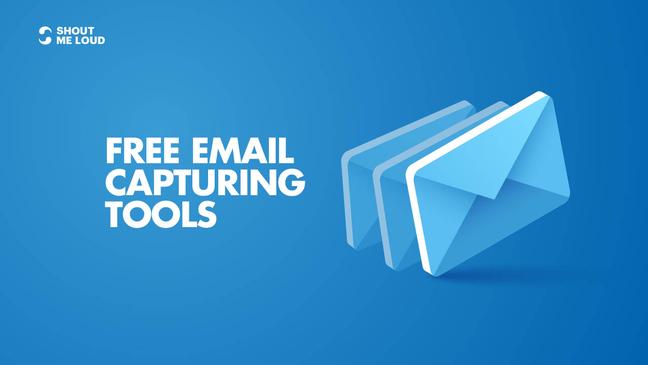 Free Email Capture Tools
