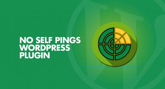 No self pings WordPress Plugin