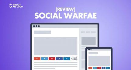 Social Warfare Review: Explode your Social Shares (2021)