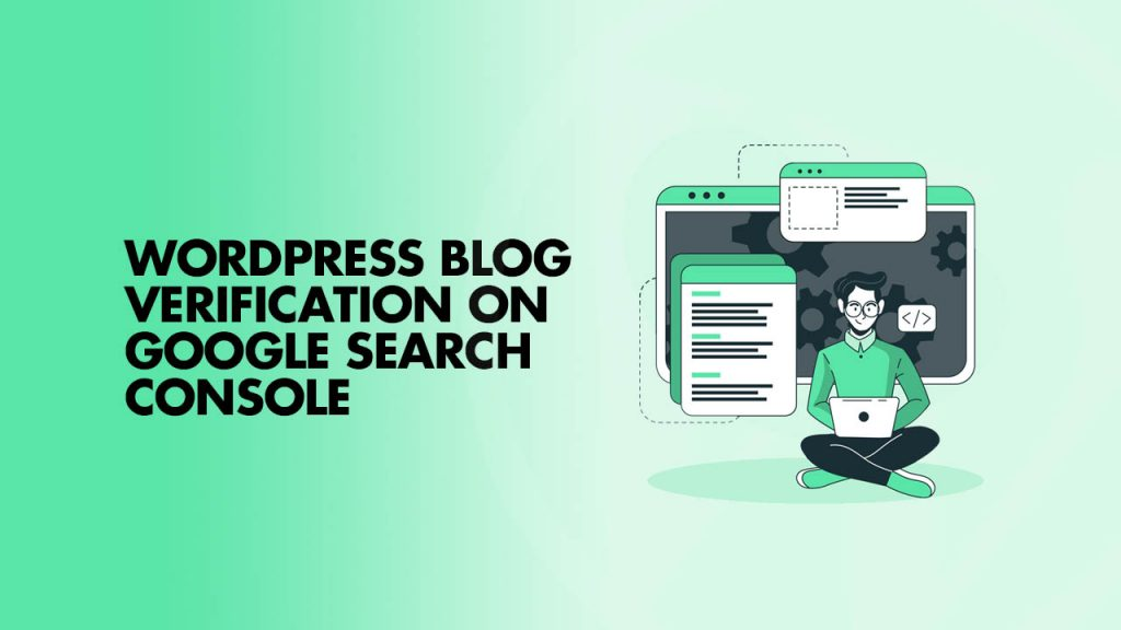 Verify WordPress Blog Google Search Console