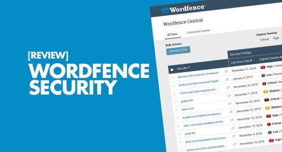 WordFence Security Review