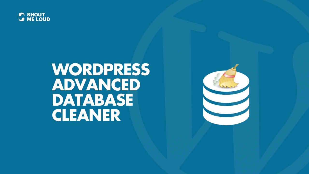 WordPress Advanced Database Cleaner Plugin