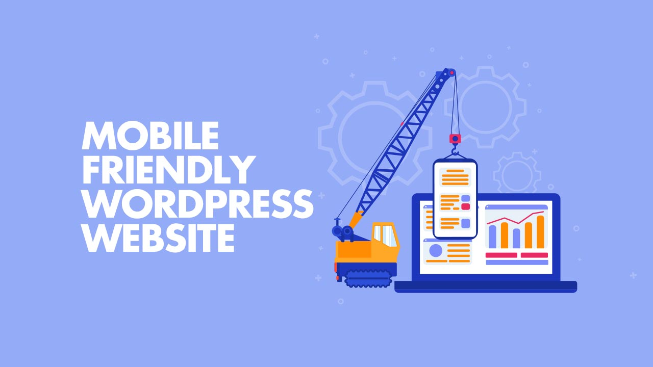 WordPress Mobile Friendly Blog
