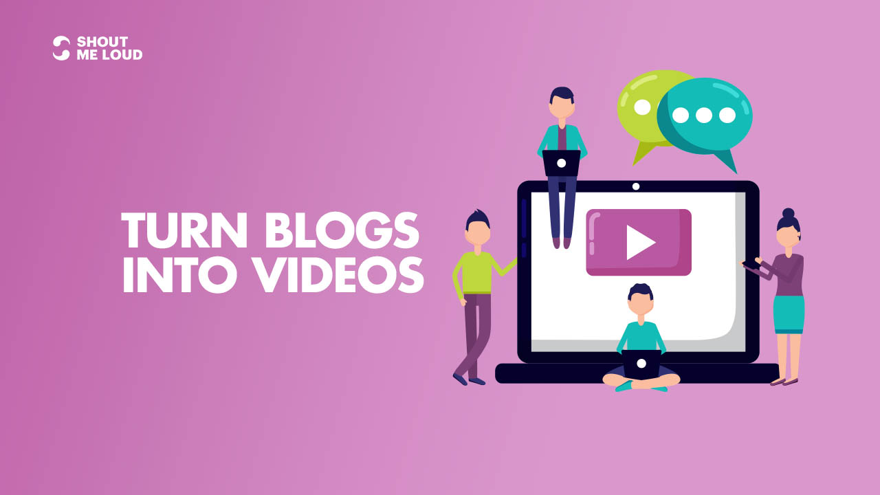 Create Videos From Blog Posts