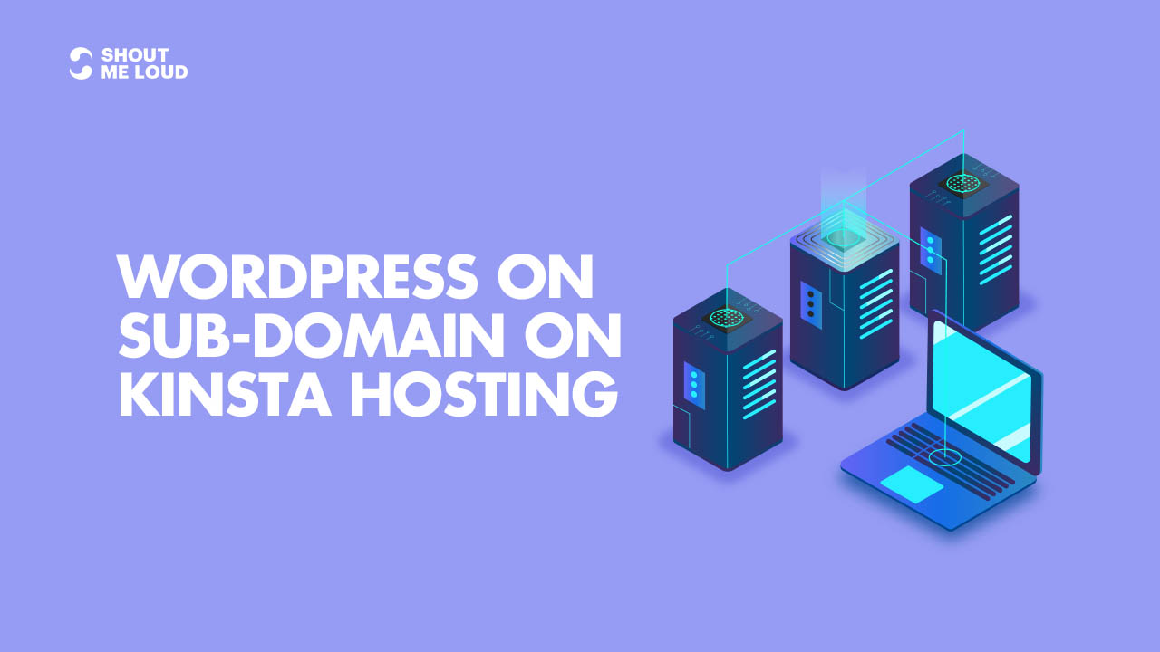 Installl WordPress on Kinsta Hosting
