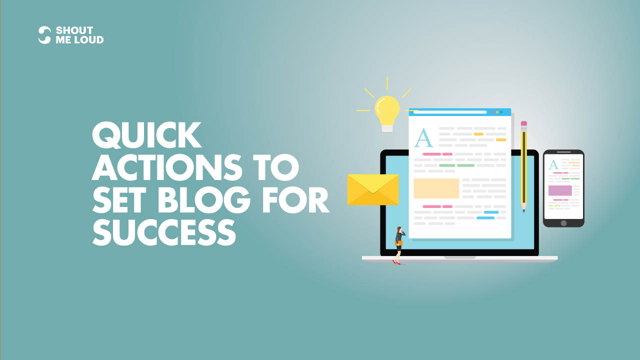Quick Actions To Set up successful Blog