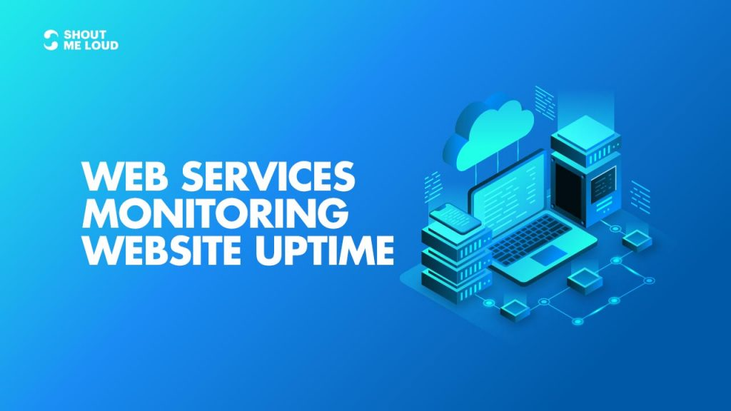 Web Services monitoring website uptime