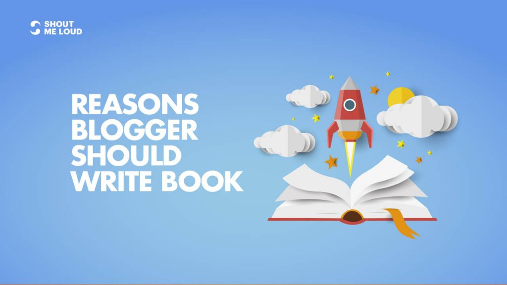 Why Blogger Needs Write Book