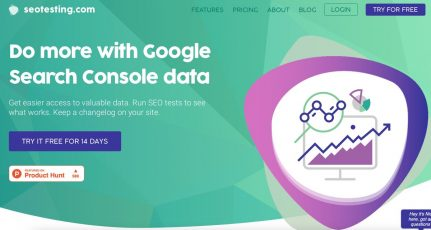 SEOTesting Tool Review – Google Search Console on Steroids