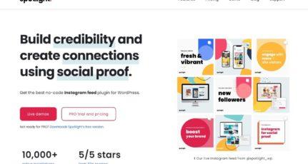 5 Best WordPress Instagram Plugins to Add an Instagram Feed