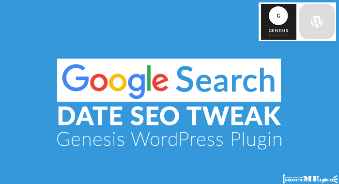 Genesis Search Date SEO WordPress Plugin