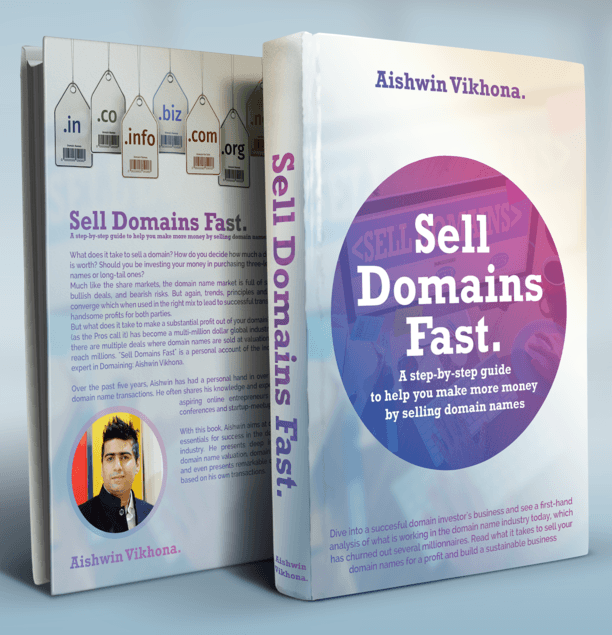 Sell domain fast